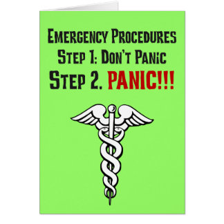 How Nurses Respond to Your Emergency Cards