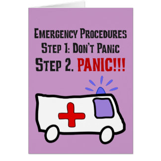 How Paramedics Respond to Your Emergency Card