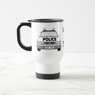 How Police Officers Respond to Your Emergency Mug