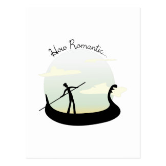 How Romantic Postcard