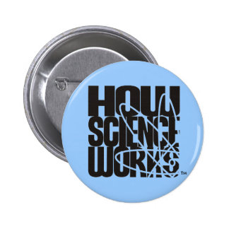 How Science Works: The Film and Video Competition Pinback Button