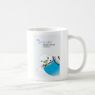 How SHUBI became a Broom Classic White Coffee Mug