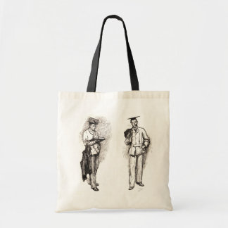 How Some Wear The Gown Tote Bag
