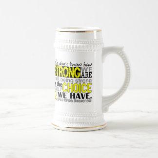 How Strong We Are Spina Bifida Coffee Mug