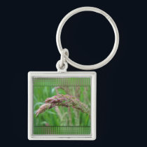 How the Grass Grows Keychain