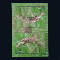 How the Grass Grows Kitchen Towel