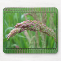 How the Grass Grows Mousepad