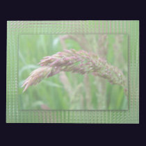 How the Grass Grows Notepad