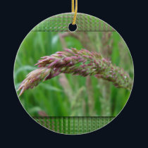 How the Grass Grows Ornament