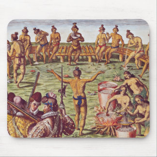 How the inhabitants of Florida made decisions Mouse Pad
