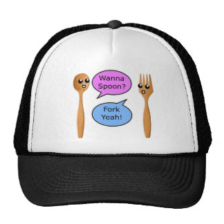 How the Spork Came To Be Trucker Hat