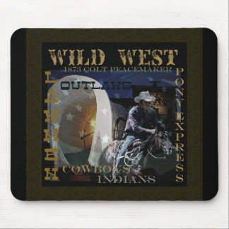 How the West Was Won gifts Mouse Pad