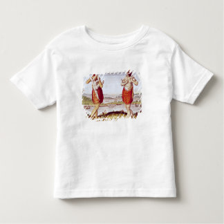 How the Women of Dasamonquepeuc Toddler T-shirt