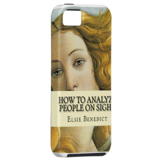How to Analyze People on Sight iPhone SE/5/5s Case