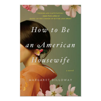 How to Be an American Housewife novel poster