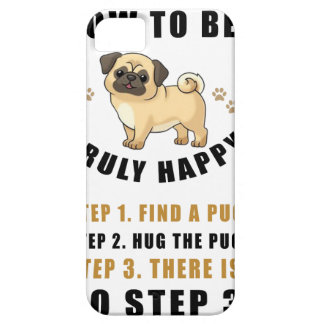 how to be truly happy step  find iPhone SE/5/5s case