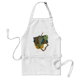 How to be your own best friend adult apron