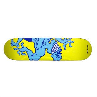 How to Become a Werewolf Skateboard Deck