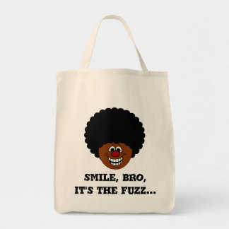 How to behave when stopped by the police in public tote bag