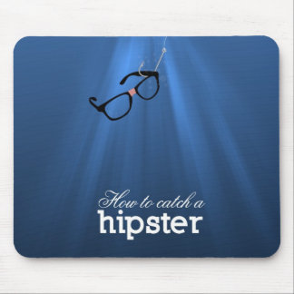 How to cash a hipster tapete de raton