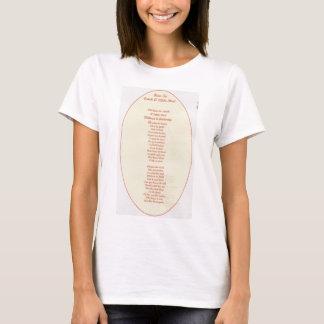 How To Catch A Little Bird Decorative Print2.jpeg. T-Shirt