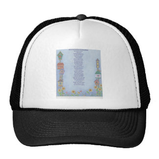 How To Catch A Little Bird Products Trucker Hat