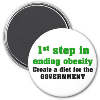 How to cure obesity magnet