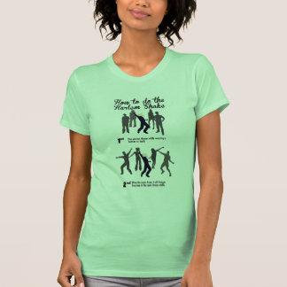 How to do the Harlem Shake Tshirt