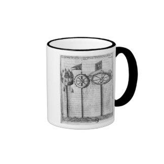How to fire a royal salute ringer coffee mug