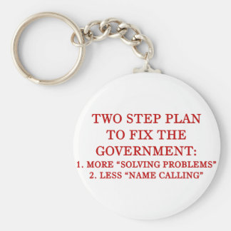 How to fix the government keychain