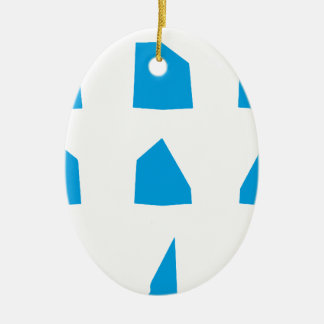 How to fold a Paper Aeroplane Instructions Ceramic Ornament