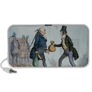 How to get made an MP, 19th July 1830 iPod Speaker