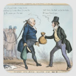How to get made an MP, 19th July 1830 Sticker