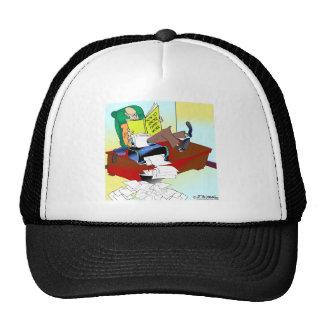 How To Ignore Paperwork Trucker Hat
