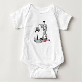 How to Keep a Zombie Busy Baby Bodysuit