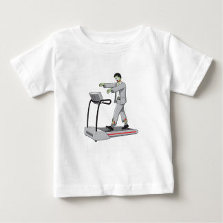How to Keep a Zombie Busy Baby T-Shirt