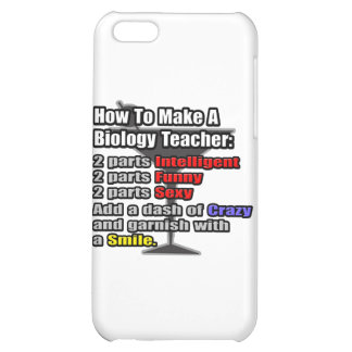 How To Make a Biology Teacher Cover For iPhone 5C
