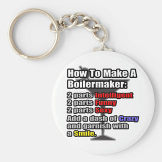 How To Make a Boilermaker .. Funny Keychain