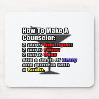 How To Make a Counselor Mouse Pad