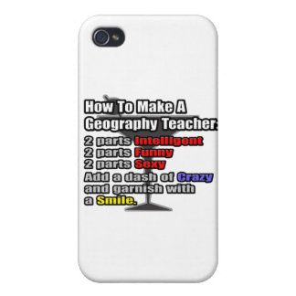How To Make a Geography Teacher Covers For iPhone 4