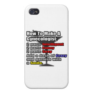 How To Make a Gynecologist iPhone 4 Case