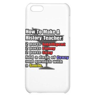 How To Make a History Teacher Cover For iPhone 5C