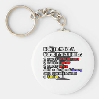 How To Make a Nurse Practitioner Keychain
