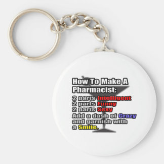 How To Make a Pharmacist Key Chain