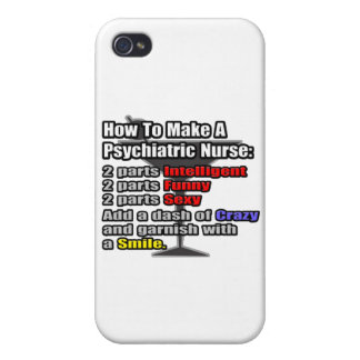 How To Make a Psychiatric Nurse iPhone 4/4S Case