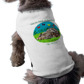 How To Make A Raccoon Smile Pet Clothing