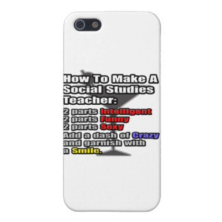 How To Make a Social Studies Teacher Case For iPhone 5