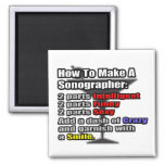 How To Make a Sonographer Magnets