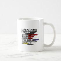 How To Make a Surgeon Classic White Coffee Mug