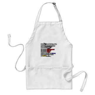 How To Make an Administrative Assistant Aprons